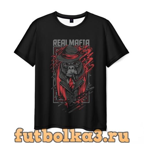 Футболка Реальная Мафия мужская