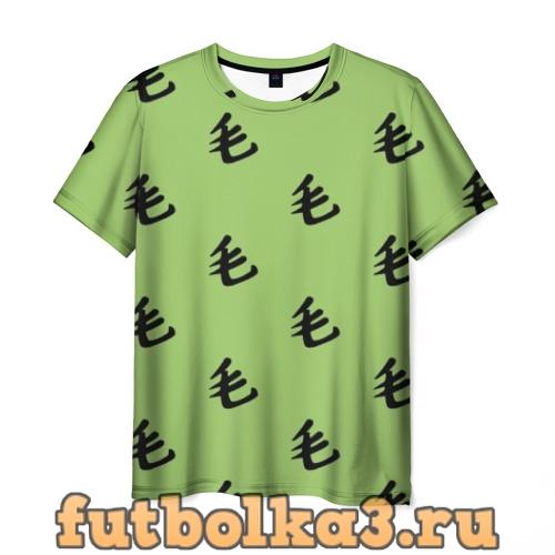 Футболка Saitama Style (Season 2) мужская