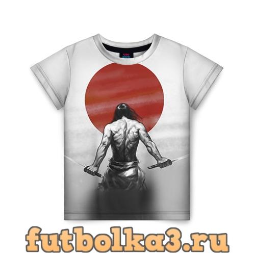 Футболка Самурай 1 детская