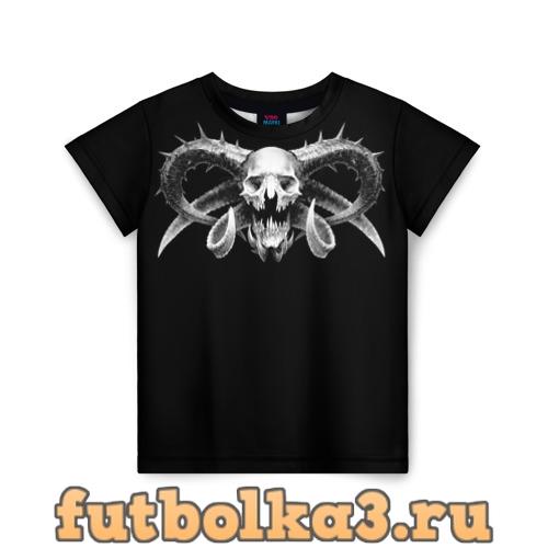 Футболка Сатана детская