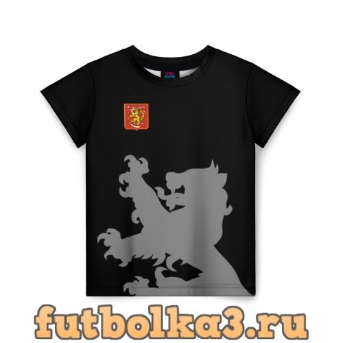 Футболка Сборная Финляндии детская