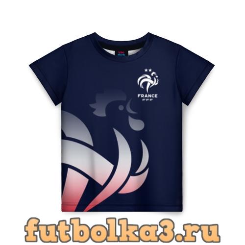 Футболка Сборная Франции детская
