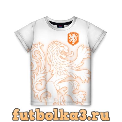Футболка Сборная Голландии детская