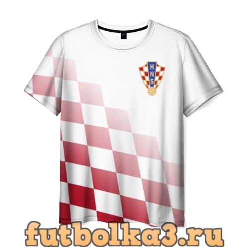 Футболка Сборная Хорватии мужская