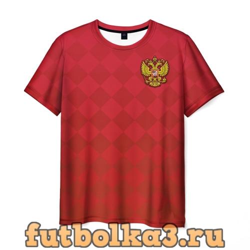 Футболка Сборная России по футболу мужская