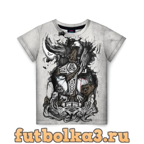 Футболка Скандинав детская