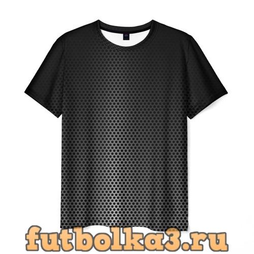 Футболка Стальная ткань мужская