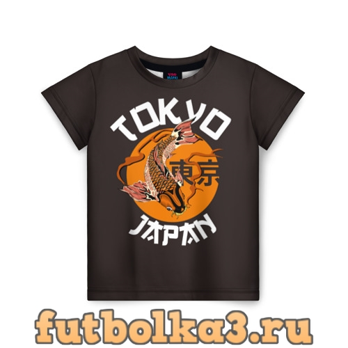 Футболка Токио детская
