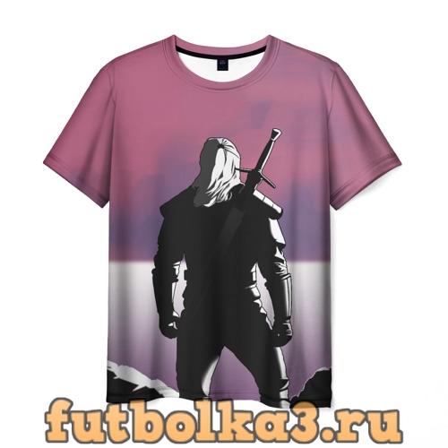 Футболка ВЕДЬМАК мужская