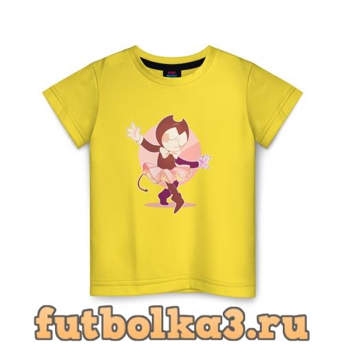 Футболка Bendy and the ink machine (35) детская