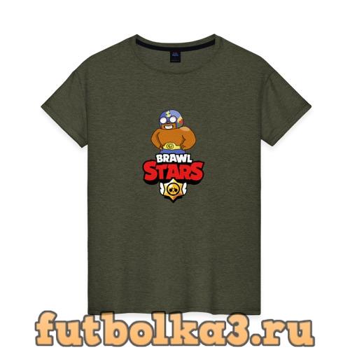 Футболка BRAWL STARS:ЭЛЬ ПРИМО женская