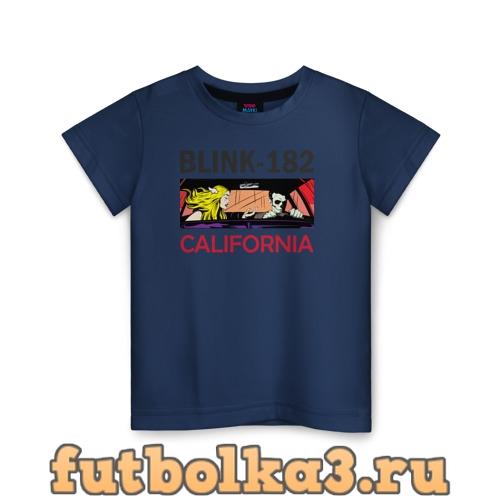 Футболка California детская