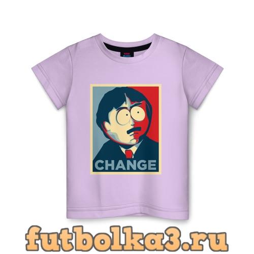 Футболка CHANGE детская