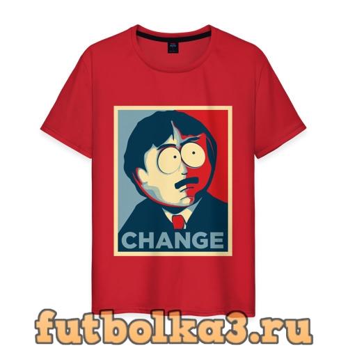 Футболка CHANGE мужская