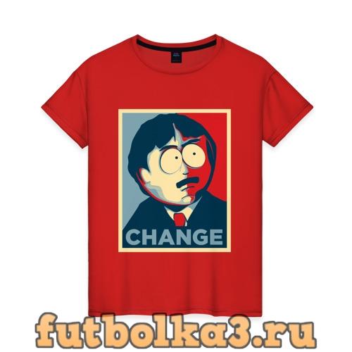 Футболка CHANGE женская