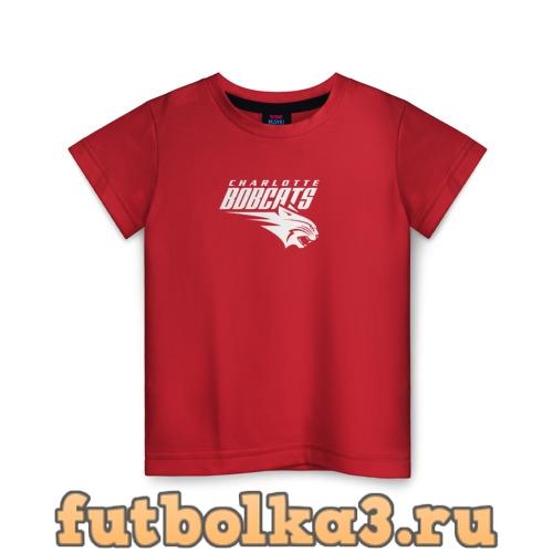 Футболка Charlotte Bobcats детская