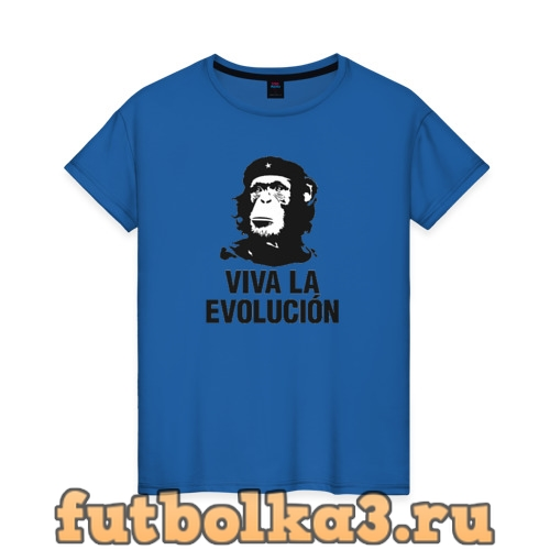 Футболка Че Гевара женская