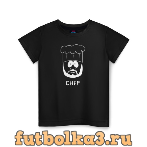 Футболка Chef детская