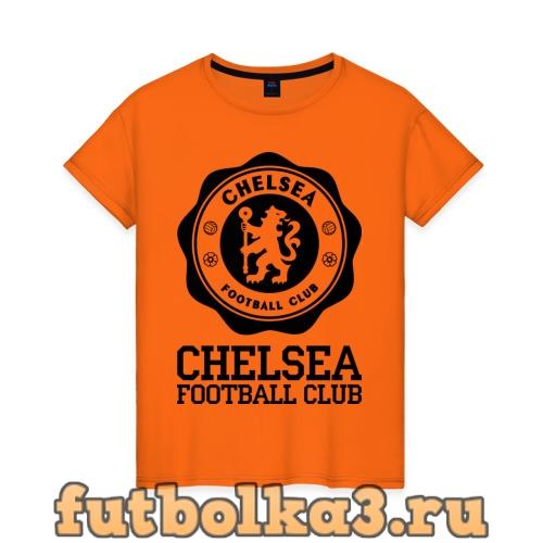Футболка Chelsea FC женская