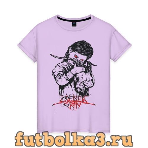 Футболка Chelsea Grin женская