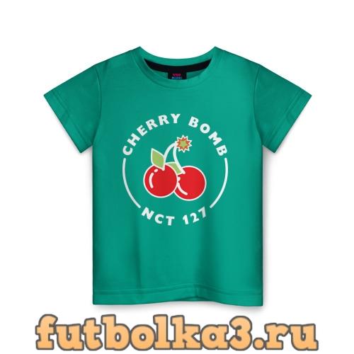 Футболка Cherry Bomb детская