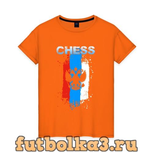 Футболка Chess женская