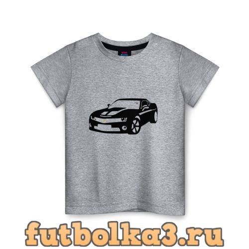 Футболка Chevrolet (Z) детская