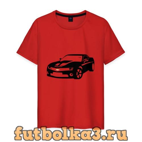 Футболка Chevrolet (Z) мужская