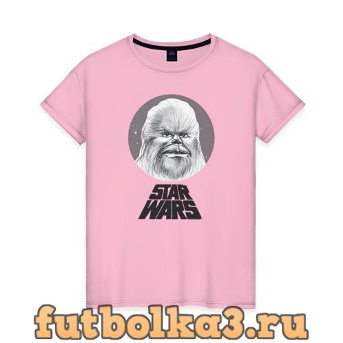 Футболка Chewie женская