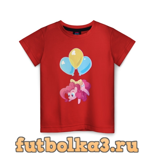 Футболка Chibi Pinkie Pie детская
