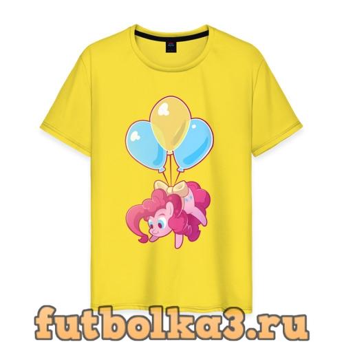 Футболка Chibi Pinkie Pie мужская