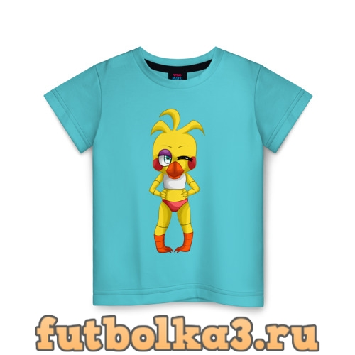Футболка Chica детская
