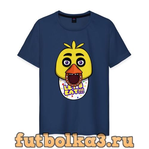 Футболка Chica FNAF мужская