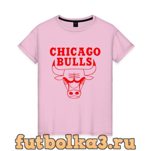 Футболка Chicago Bulls женская