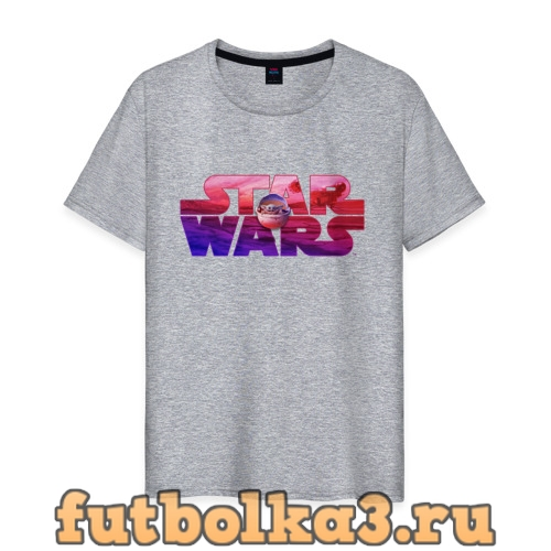 Футболка Child Yoda мужская