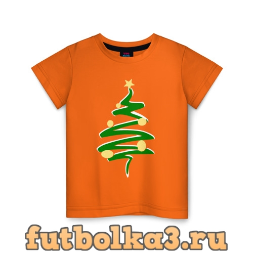 Футболка Christmas Tree детская