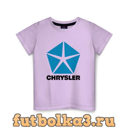 Футболка Chrysler детская