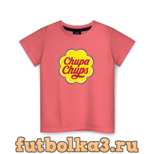 Футболка Chupa-Chups детская