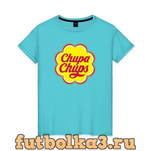 Футболка Chupa-Chups женская