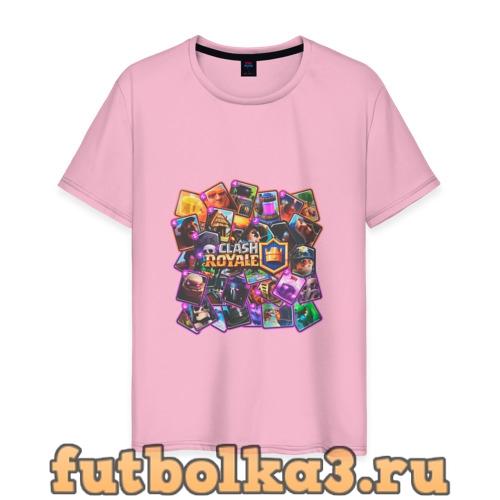 Футболка Clash Royale мужская
