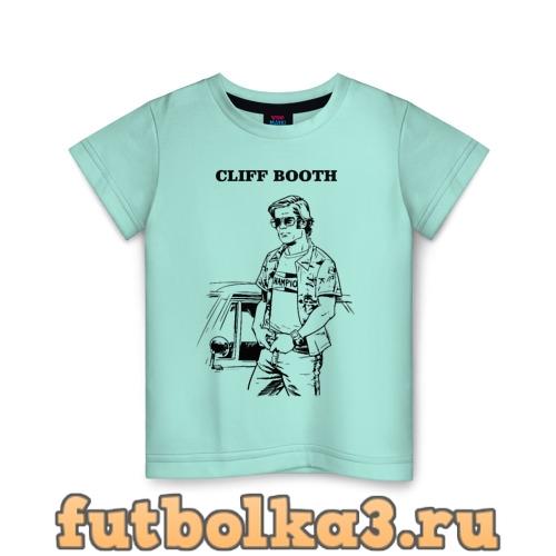 Футболка CLIFF BOOTH детская