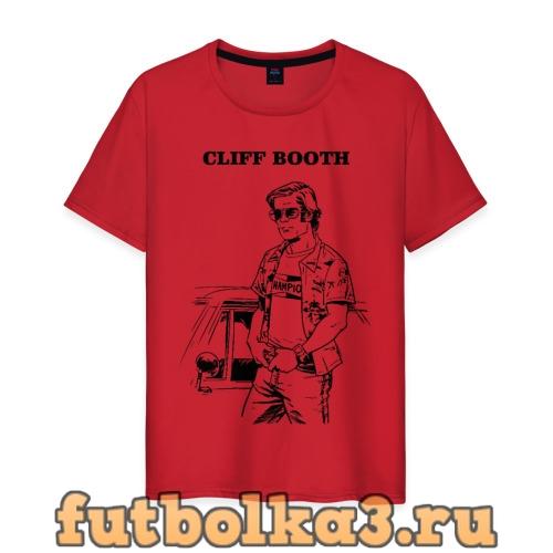 Футболка CLIFF BOOTH мужская