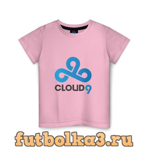 Футболка Cloud9 детская