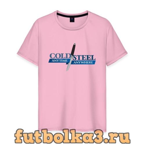 Футболка Cold Steel мужская