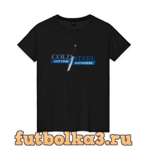 Футболка Cold Steel женская