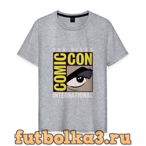 Футболка Comic Con мужская