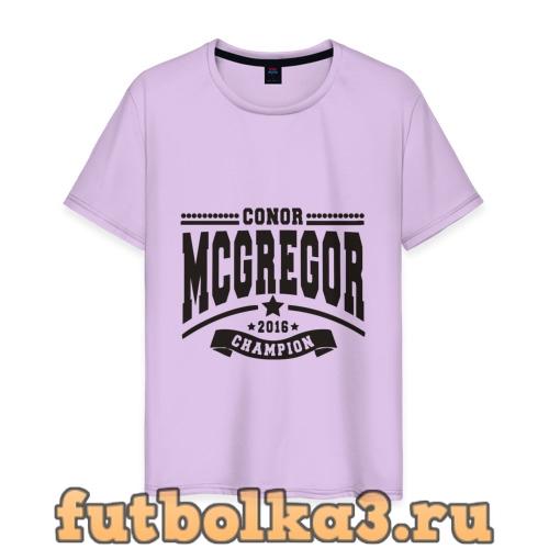 Футболка Conor McGregor мужская