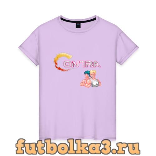 Футболка Contra женская