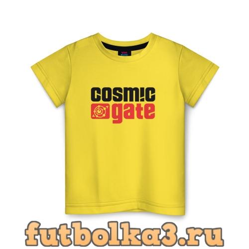 Футболка Cosmic Gate детская