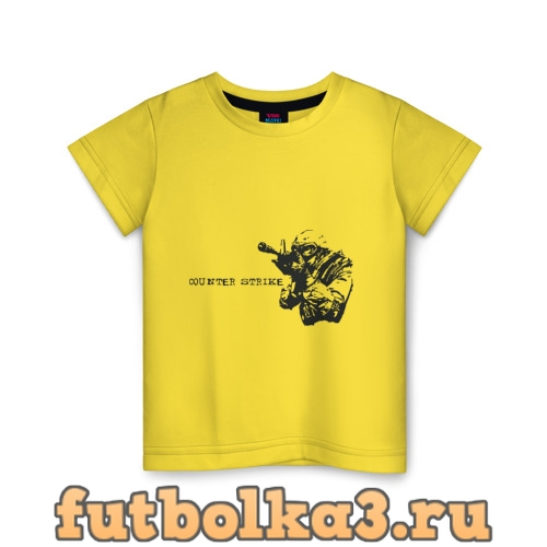 Футболка Counter Strike (2) детская